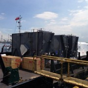 Handling Out Of Gauge Cargo For The Oil And Gas Industry With Barge Chartering