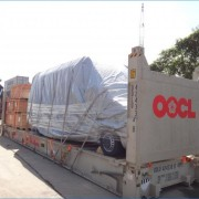 Handling Rogers Expo Exhibition Cargo For Communic Asia 2014